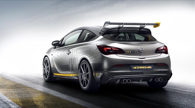 Astra Opc Extreme Der Name Ist Programm Opel Blog