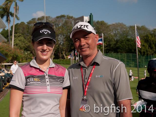 Day Two - HSBC Womens' Championship (pics intensive) 12826504014_b4491f9461_z