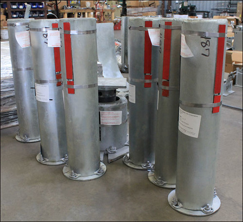 Variable Spring Supports Designed for a Coker Unit in an Oil Refinery