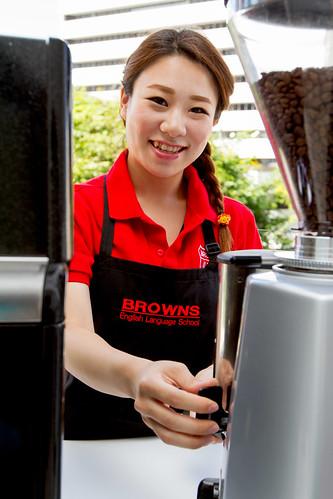 browns barista