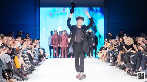 Vancouver Fashion Week F/W 2014 Day 4, Fashion Shows - #HongKiyoung