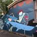Fitzroy Mural by Ghostpatrol by wiredforlego
