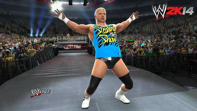 WWE 2K 14