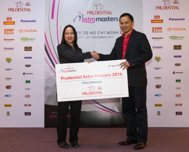 Pemenang Prudential Astro Masters 2014