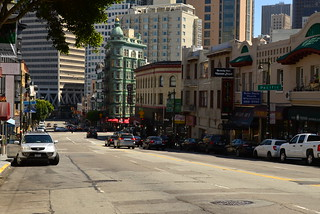 Columbus Avenue, North Beach