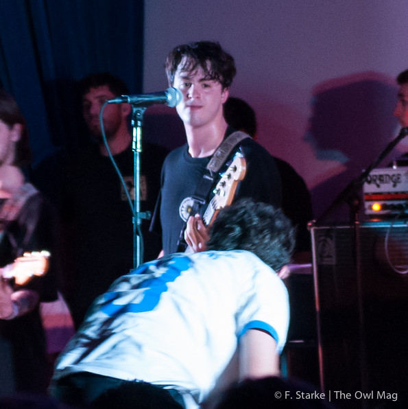 Title Fight @ Ukrainian Cultural Center, LA 4/17/14
