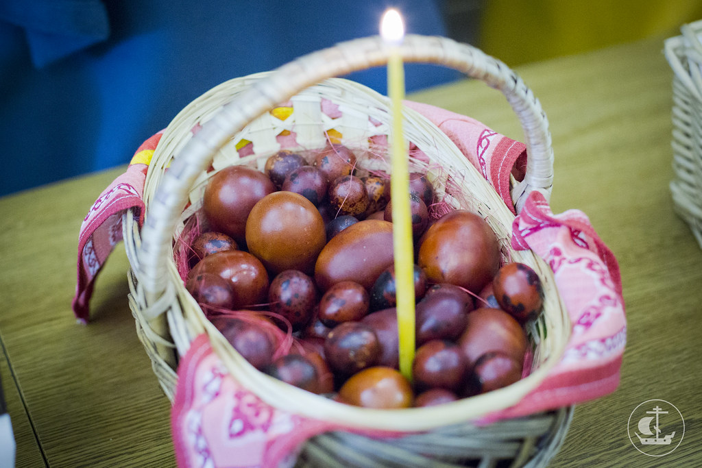 19 апреля 2014, Освящение куличей / 19 April 2014, Consecration Easter tastes