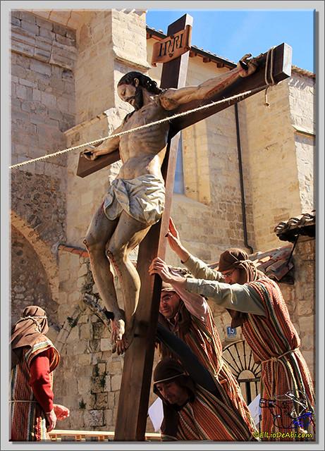 4 Via Crucis Semana Santa en Briviesca