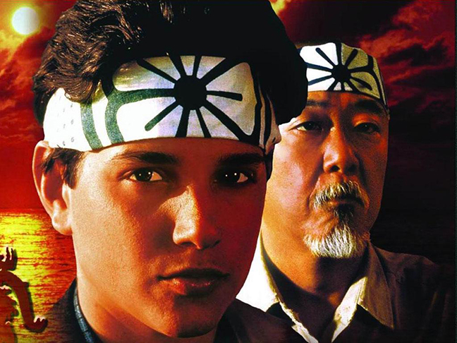 The Karate Kid, Part 11