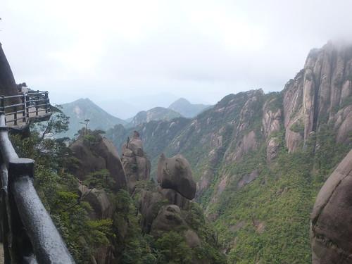 Jiangxi-Sanqing Shan-1 sentier de l'est (83)