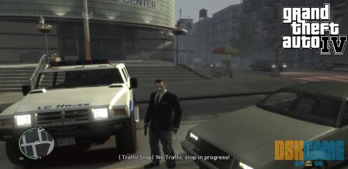 Mod Police GTA IV
