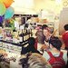 Gay Pride weekend at Cheeseboard Pizza, Berkeley, Calif
