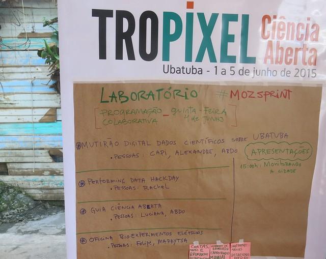 Lab #mozsprint - programação