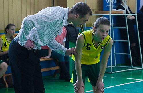 Баскетбольна збірна України тренувалася у Рівному