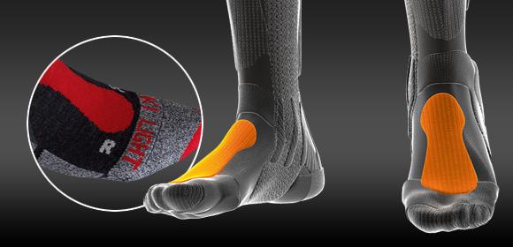 Instep protector X-Socks