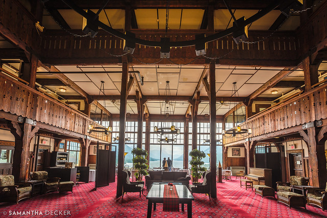 Prince of Wales Hotel Lobby