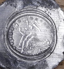Coin Block Obverse-closeup