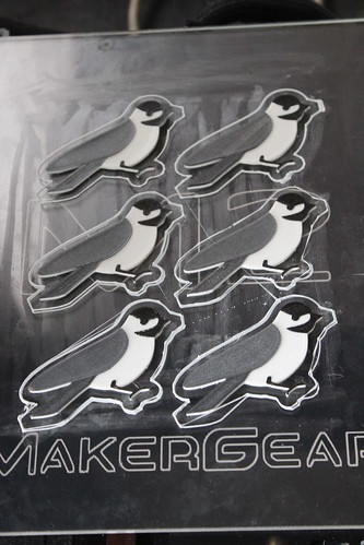 3D Printing - A Whole Slew of Chickadees