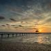 Lever du soleil venteux/Windy sunrise/salida del sol ventosa by Ceomga