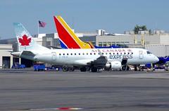 C-FEJC ERJ-175SU Air Canada Express