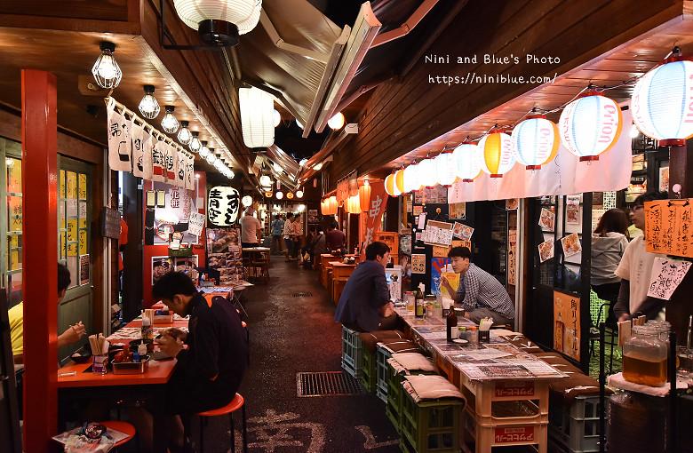 日本沖繩必吃美食國際通屋台村街07