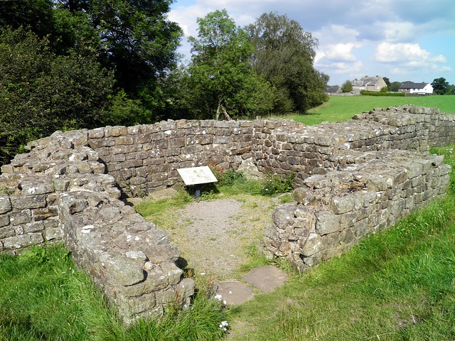 Turret 48A (Willowford East), Hadrian's Wall
