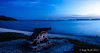 Mackinac Island - British Landing and the Mighty Mac - Blue Hour