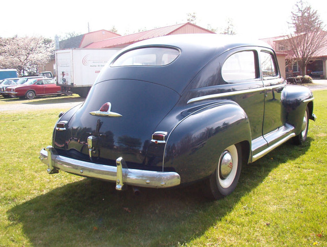 1947 plymouth special deluxe 2 door sedan explore hipo for 1947 plymouth 4 door sedan