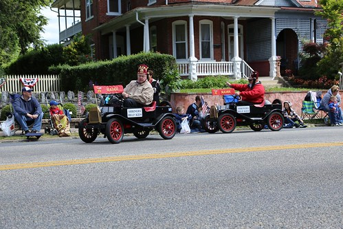 Shriners Annville Memorial Day parade