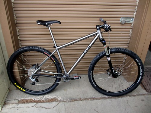 Steve's trail hardtail
