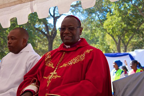 Bishop Julius Makoni
