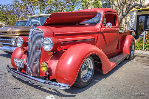 1937 Plymouth PT25 Pickup