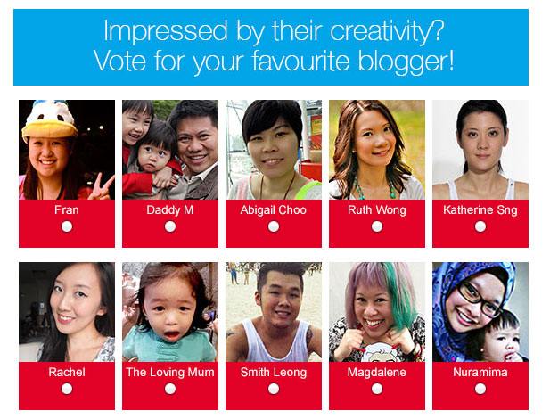 Vote for your favourite craft guru to win 10 x Canon scrapbook kits!