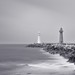 Two Lighthouses_HYUN_130704_009 by Shining Kim