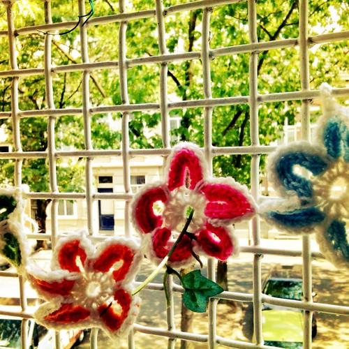 Een tweede leven voor de bloemen