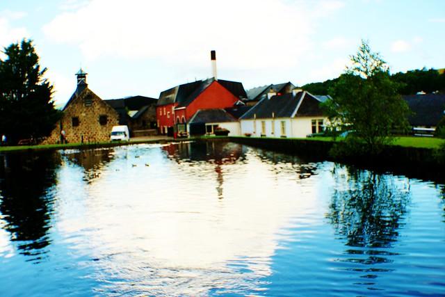 Balvenie Distillery, Dufftown, Speyside, Scotland