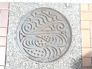 Manhole Cover, Wellington