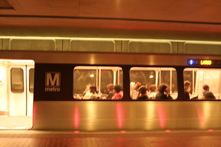 the DC Metro (by: Amy the Nurse, creative commons)