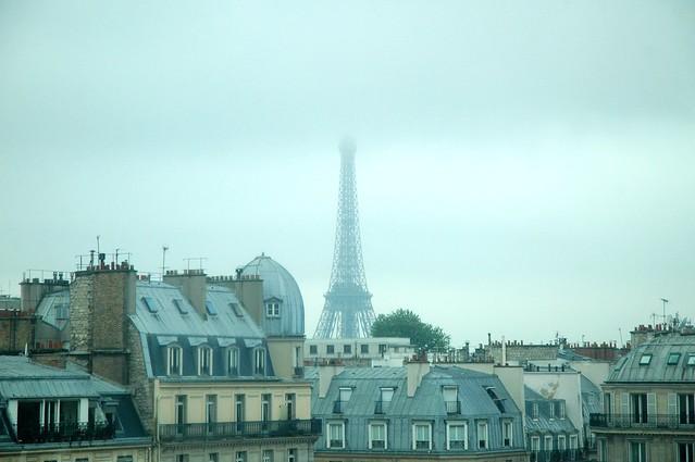 巴黎印象(6-2) - 艾小柯 - 流浪者的乡愁