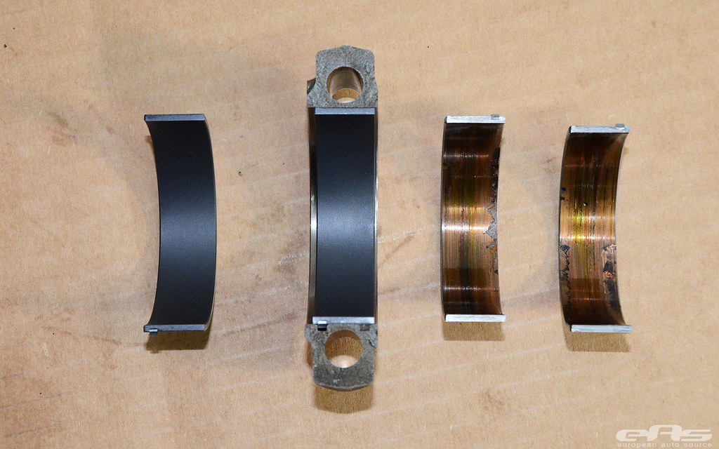 Eas S65 Rod Bearing Replacement Inspection Services