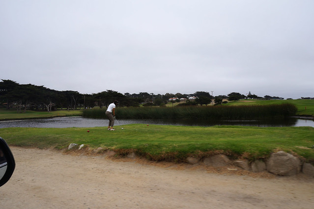 Pebble Beach Golf California