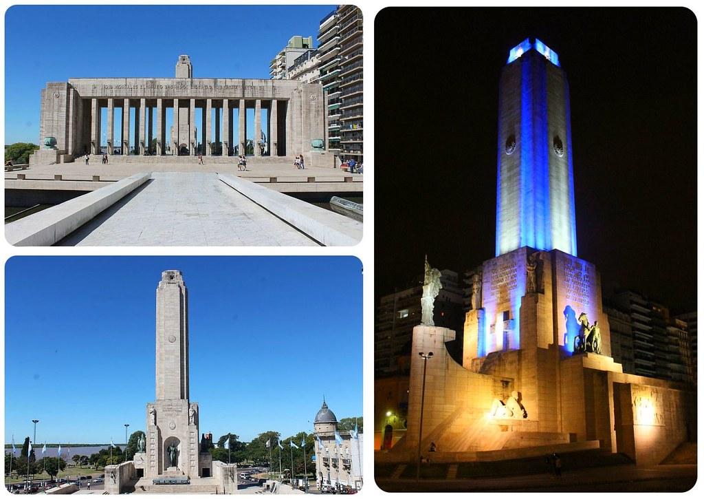 Bandana Monument Rosario Argentina