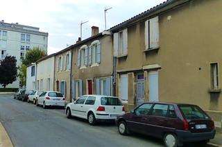 La Rochelle: rue des Voiliers