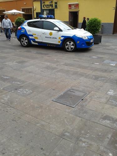 Policía Local. Islas Canarias. 9761096374_04b1ab3339