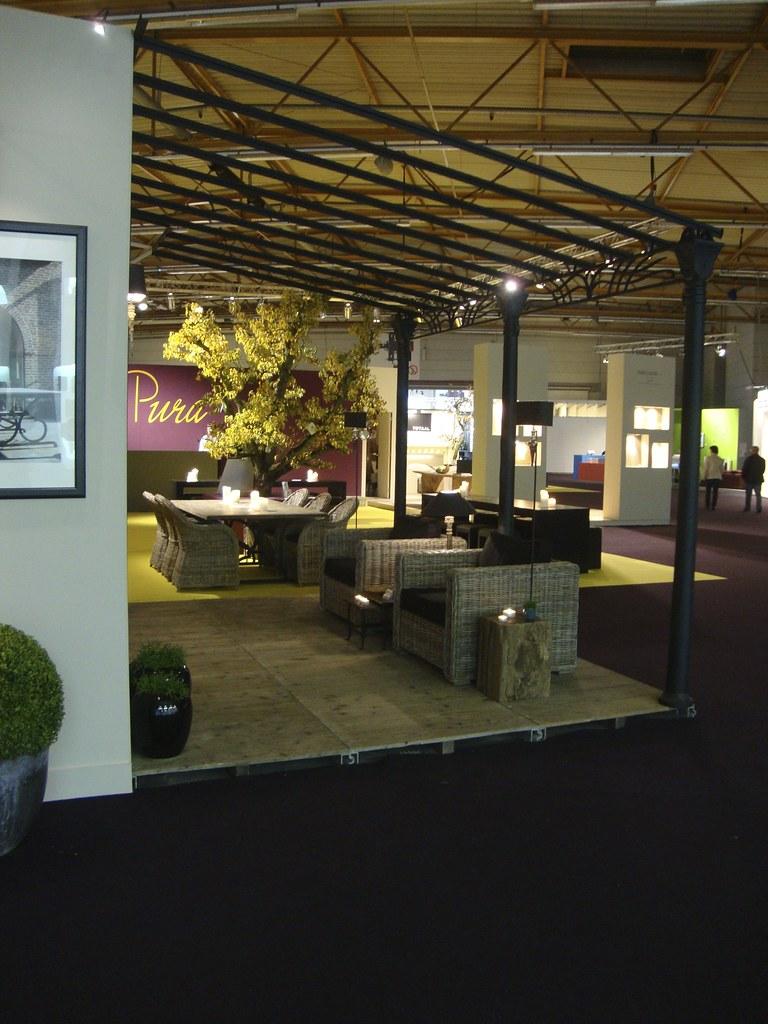 Bis beurs 2012 staal met stijl - Beurs geopend op de tuin ...