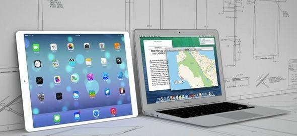 12.9 дюймовый Apple iPad