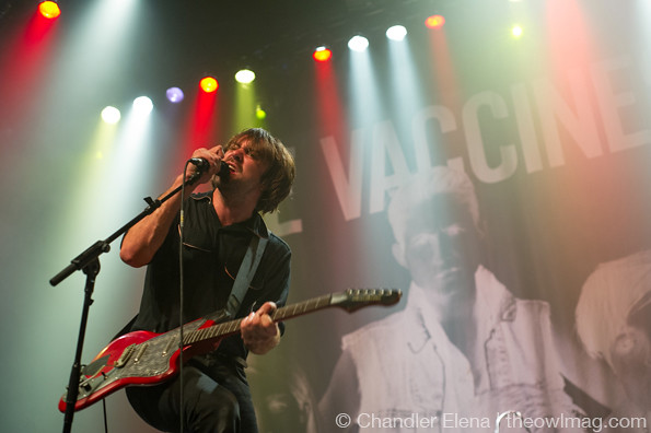 The Vaccines @ The Regency Ballroom, SF 9/23/13