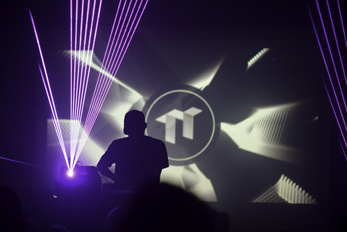 Nosaj Thing at Decibel Festival 2013