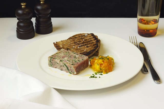 Country Terrine © Royal Opera House Restaurants 2013