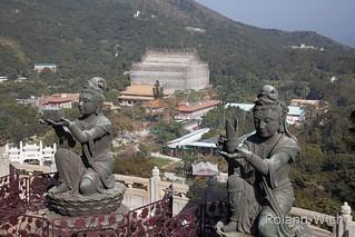 Hong Kong - Giant Buddha Pagoda